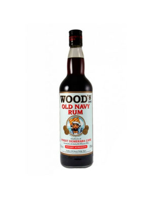 RON WOOD'S 100 OLD NAVY 1L
