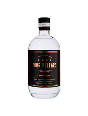 GIN FOUR PILLARS RARE DRY