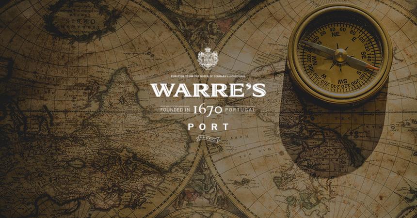 Warre's mapa mundo