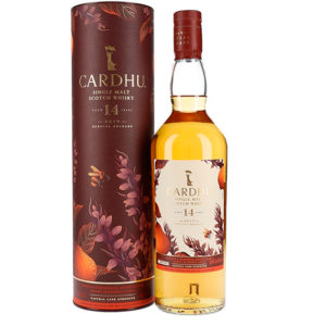 CARDHU SPECIAL RELEASE 14 YEARS