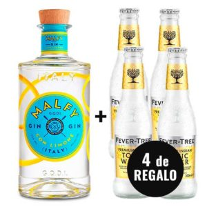 PACK-GIN-MALFY-LIMONE-4-FEVER-TREE-INDIAN-TONIC-WATER-GRATIS