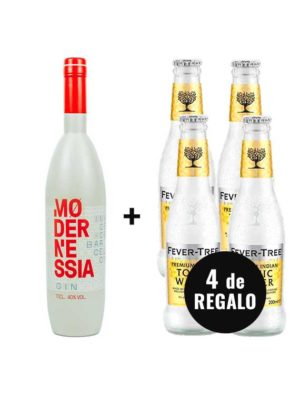 PACK-GIN-MODERNESSIA-4-FEVER-TREE-TONICA-REGALO