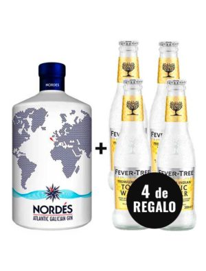 PACK-GIN-NORDES-4-FEVER-TREE-INDIAN-TONIC-WATER-GRATIS