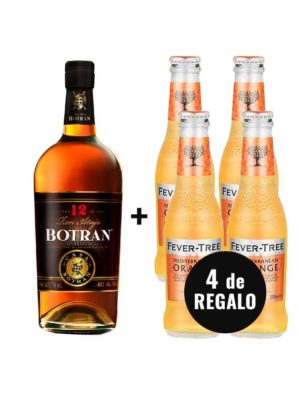 PACK-RON-BOTRAN-4-ORANGE-FEVER-TREE-GRATIS