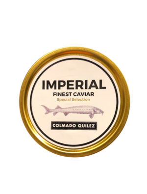 caviar imperial quilez 100g