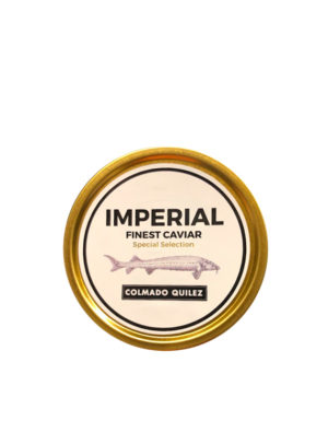 CAVIAR IMPERIAL QUILEZ 50G