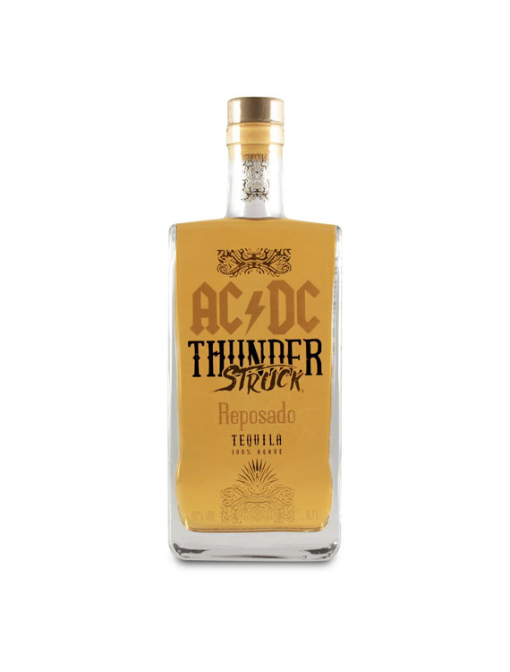 TEQUILA-ACDC-THUNDERSTRUCK-REPOSADO