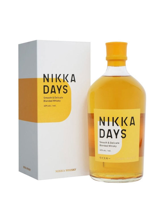 NIKKA-DAYS-BLENDED